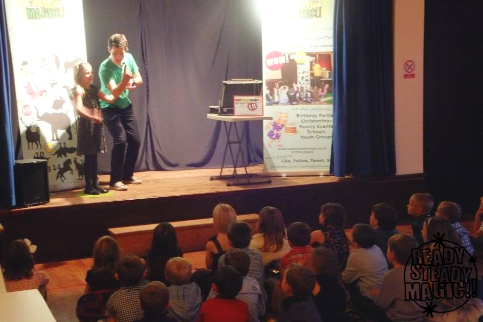 Stage Magic Show Children
