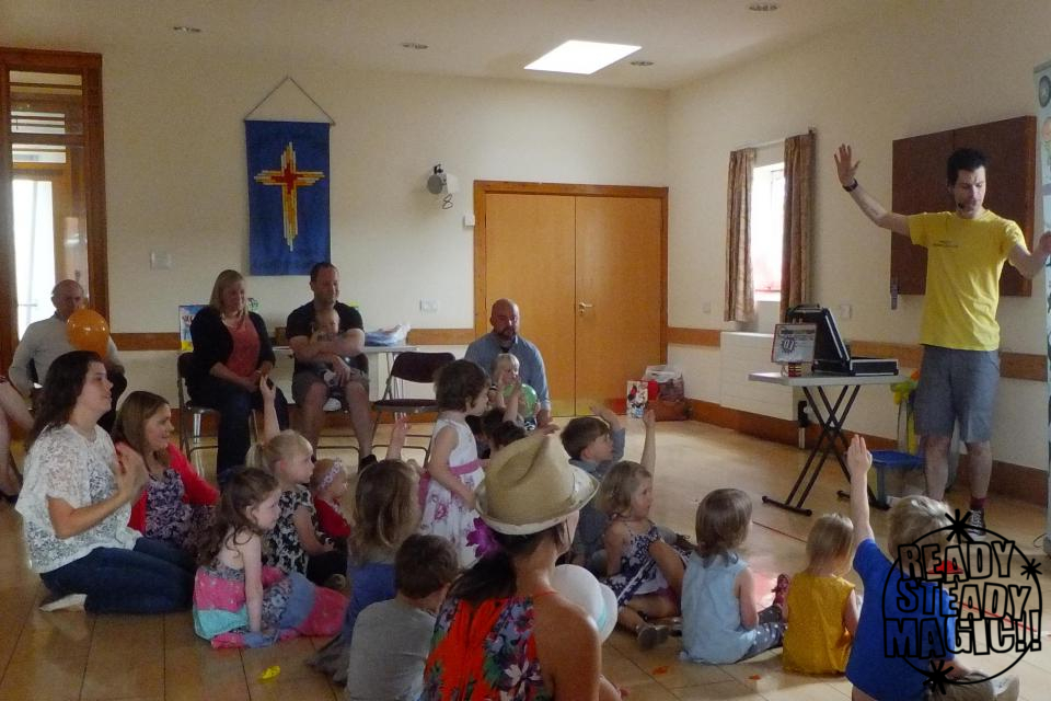 LICHFIELD KIDS MAGIC SHOW