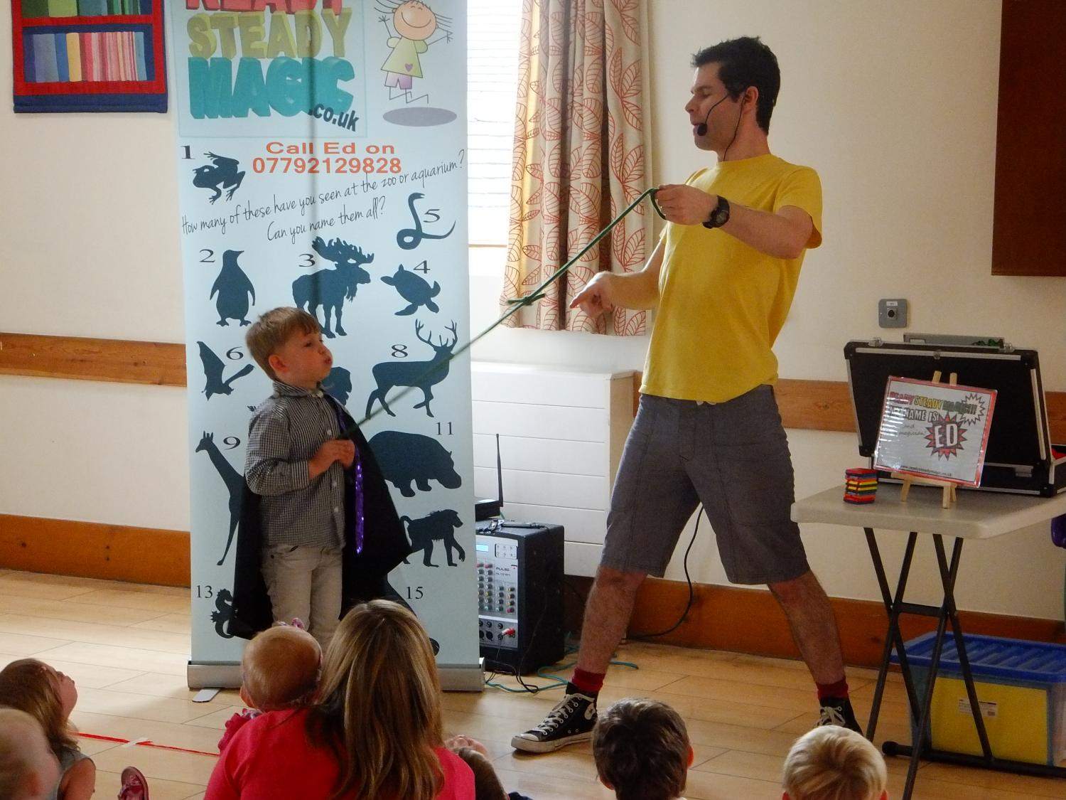 Stafford Childrens Entertainer / Magician