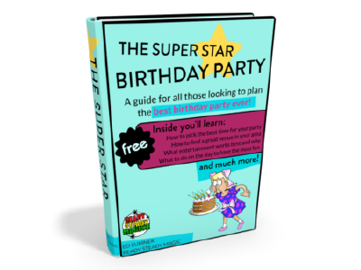 party planning ebook