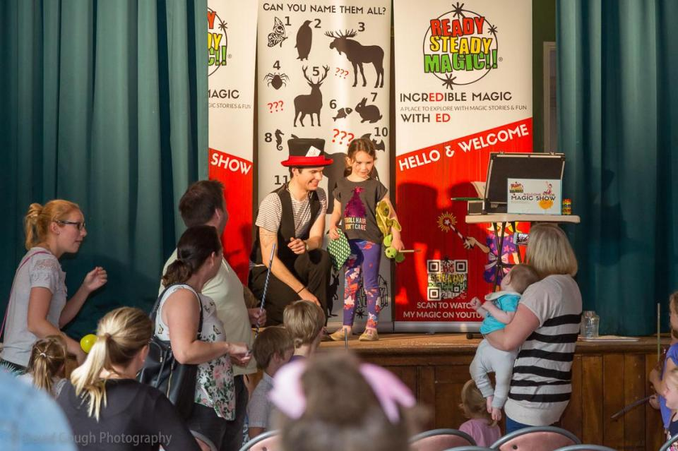 party magic show sutton coldfield